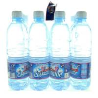 Sannine Natural Mineral Water 500ml x Pack of 12