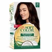 Wella soft color hair color kit 30 dark brown