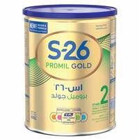 Wyeth Nutrition S26 Promil Gold Stage 2 Formula for Babies 400g