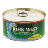 John West Lmt Chunk In Sfoil 170gx3