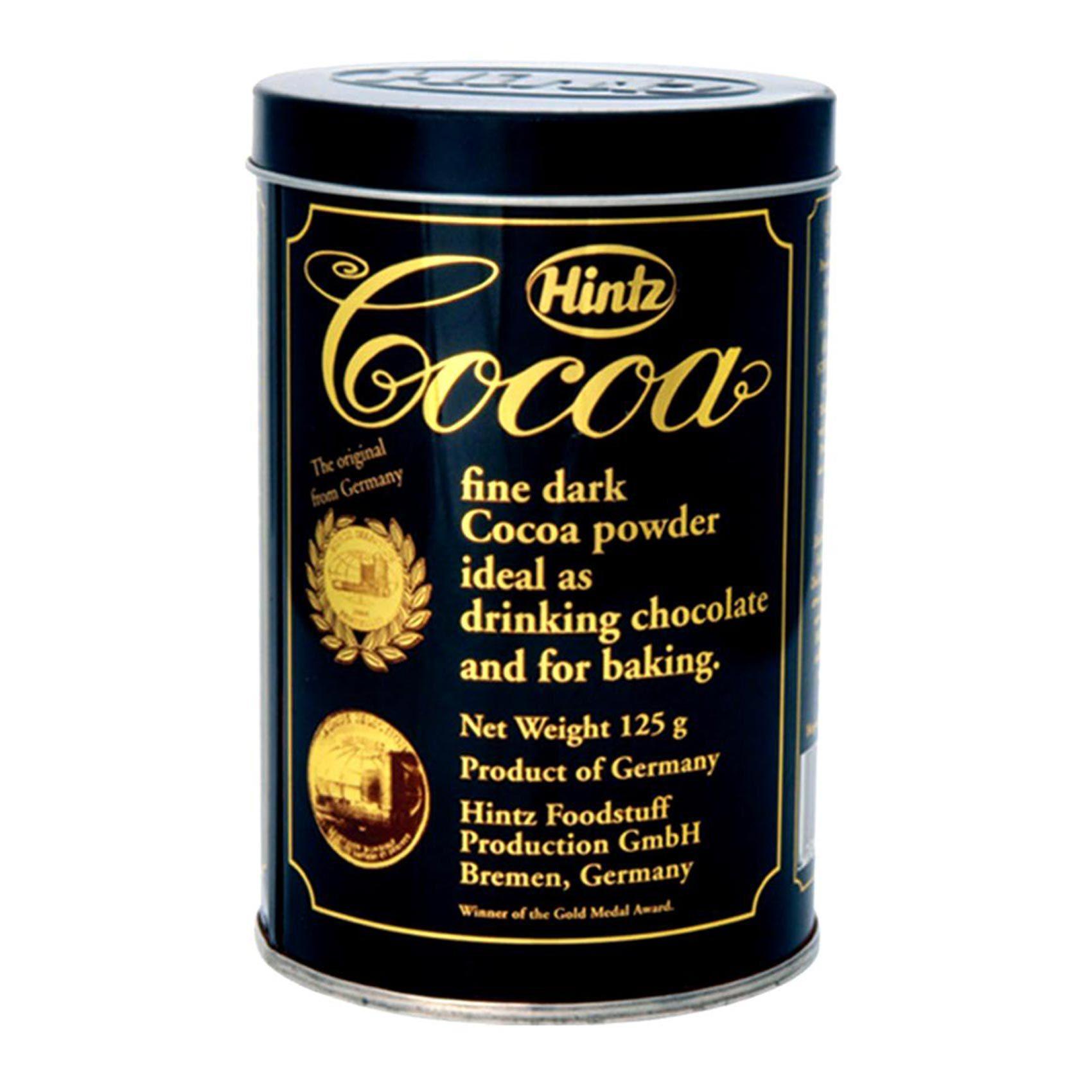 Buy Hintz Fine Dark Cocoa Powder 125 G Online Shop Food Cupboard On Carrefour Saudi Arabia