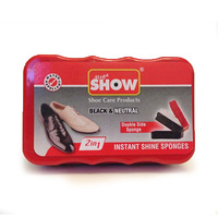 Show Sponge Shine Suede Neutral 2 in 1