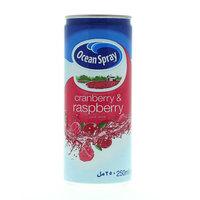 Ocean Spray Cranberry and Raspberry Juice 250ml