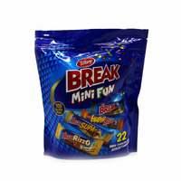 Tiffany break mini fun choco 384 g
