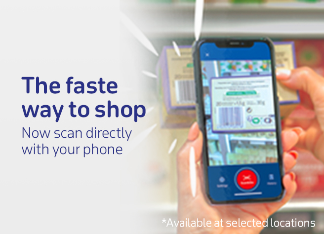 Mobile Scan&Go