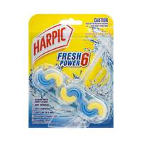 Harpic fresh power 6 automatic toilet cleaner summer breeze 39g