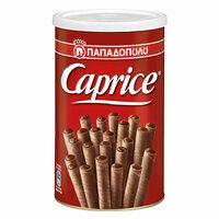 Papadopoulos Caprice Classic Wafer Roll 400g