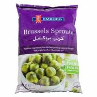 Emborg Brussels Sprouts 900g