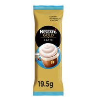 Nescafe Gold Latte Coffee Mix 19.5g Sachet