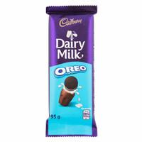 Cadbury Dairy Milk Oreo Chocolate 95g