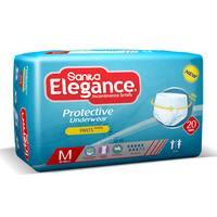 Sanita Elegance incontinence Unisex Adult Pull-Ups Medium,(65-90 CM)-20 PAD