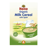 Holle Organic Milk Cereal with Spelt 250g