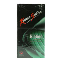 Kama Sutra Ribbed Pack of 12