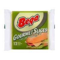 Bega Gourmet Slices Cheese 200g