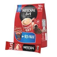 Nescafe 3 in 1 20 g x 30 + 10 free