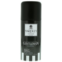 Yardley London Gentlemen Classic Body Spray 150ml