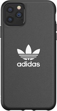 Adidas - Original Trefoil Snap Case Black for iPhone 11 Pro Max
