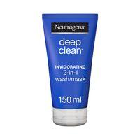 Neutrogena deep clean invigorating wash / mask 2 in 1 - 150 ml