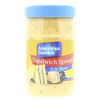 American Garden U.S.Style Sandwich Spread 473ml