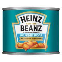 Heinz Baked No Added Sugar Beans 200g