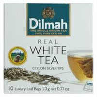 Dilmah Real White Tea 10 Leaf Bags