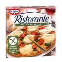 Dr.Oetker Ristorante Gluten Free Mozzarella Cheese Pizza 370g