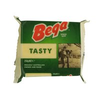 Bega Cheddar Cheese Tasty 250g