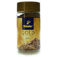 Tchibo Gold Selection Instant Coffee Powder 200g
