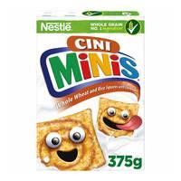 Nestle cini minis cereal cinnamon 375 g