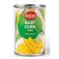 Al Alali Baby Corn Cobs 410g