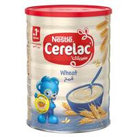 Nestle Cerelac From 6 Months Wheat with Milk Infant Cereal 1kg