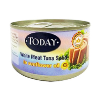 Today White Tuna Tongol 185GR