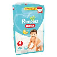 Pampers Pants Diapers Size 4 9 14kg 66 Count