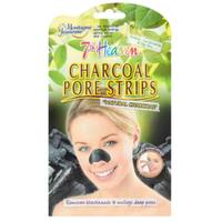 Montagne Jeunesse 7th Heaven Charcoal Nose Pore Strips  Pack of 3