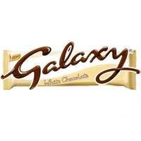 Galaxy White Chocolate Bar 38g