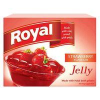 Royal Strawberry Jelly 85gx12