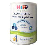 Hipp Organic Combiotic Infant Milk Formula Baby Food Stage 1 0-1 Year 900g