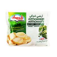 Al Wadi Al Akhdar Artichoke Bottom Frozen 800GR
