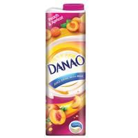 Danao Juice Drink with Milk Peach & Apricot 1L