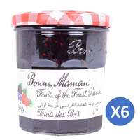 Bonne Maman Forest of the Fruits 370gx6