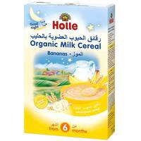 Holle Organic Milk Cereal with Bananas 250g