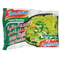 Indomie Green Chilli Fried Noodles 80g x Pack of 5