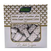Buy Dazaz White Sugar Cubes Wrapped 500 G Online Shop Food Cupboard On Carrefour Saudi Arabia