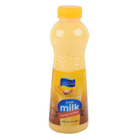 Al Rawabi Fresh Mango And Lychee Milk 500ml