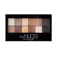 Maybelline New York The Nudes Eyeshadow Palette - 9.6g