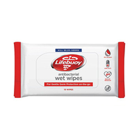 Lifebuoy Wet Wipes Anti-Bacterial 10 Sheets