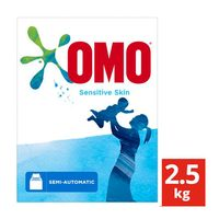 Omo sensitive skin front load 2.5 kg