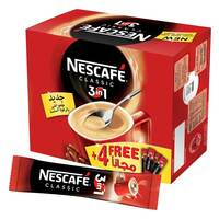 Nescafe 3 In 1 Coffee Classic 20gx 28