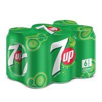 7UP 6 x 355 ml