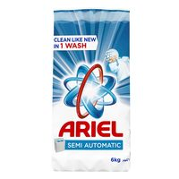 Ariel Laundry Powder Detergent Original Scent 6kg